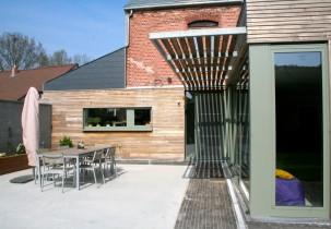 zonwering door Bram Janssens Architect